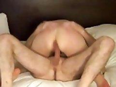 Cowgirl cum inside