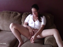 Azzurra Cums for you - Let's Cum Together - Watch and Fap