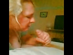 Finnish 49yr Woman Suck Cock