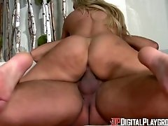 Digital Playground- Blonde With Fat Ass Fucks On Camera For First Time