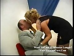 Robin French blonde mature