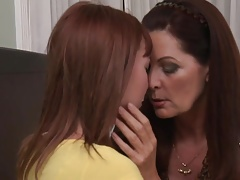 Busty milf Magdalene St. Michaels and Delila Darling
