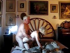 Old Couple Fucking Good